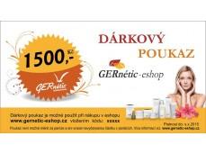 obrázok  Dárkový poukaz na 55,56 EUR